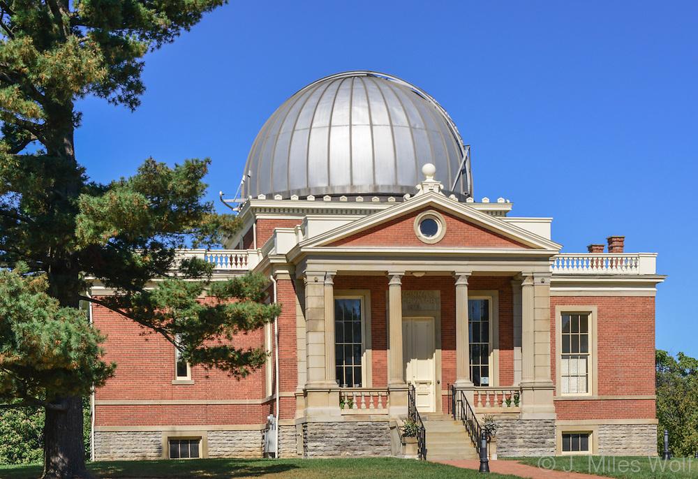Cincinnati Observatory in Hyde Park