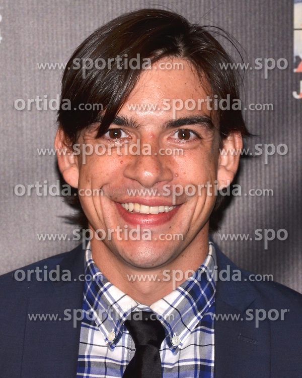 Bobby Moreno arrived at the World Premiere of How He Fell In Love at the 2015 Los Angeles Film Festival. EXPA Pictures &copy; 2015, PhotoCredit: EXPA/ Photoshot/ Billy Bennight<br /> <br /> *****ATTENTION - for AUT, SLO, CRO, SRB, BIH, MAZ only*****