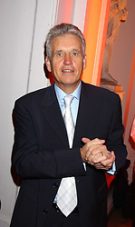 News reader NICHOLAS OWEN at a 'A Night in Cartier Paradise' to celebrate a new collection of jewellery by Cartier, held at The orangery, Kensington Palace, London W8 on 25th October 2005.<br /><br />NON EXCLUSIVE - WORLD RIGHTS