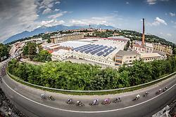 Peloton during cycling race 48th Grand Prix of Kranj 2016 / Memorial of Filip Majcen, on July 31, 2016 in Kranj centre, Slovenia. Photo by Vid Ponikvar / Sportida