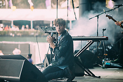 Paolo Nutini performs at the 2014 Outside Lands Music and Art Festival - San Francisco, CA - 8/10/14