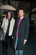 SASHA VOLKOVA, Art13 London First night, Olympia Grand Hall, London. 28 February 2013