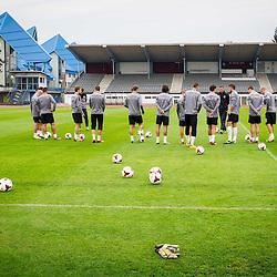 20131008: SLO, Football - Practice session of Slovenian National Team in Kranj