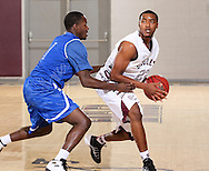 December 14, 2013: The Lubbock Christian University Chaparrals play against the Oklahoma Christian University Eagles in the Eagles Nest on the campus of Oklahoma Christian University.