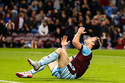 Ashley Barnes of Burnley cuts a dejected figure - Mandatory by-line: Robbie Stephenson/JMP - 30/08/2018 - FOOTBALL - Turf Moor - Burnley, England - Burnley v Olympiakos - UEFA Europa League Play-offs second leg
