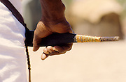 Ali Sabieh, Djibouti. Traditional Issa dress. Detail.