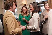 LARS VON BENNIGSEN; ALICE BRUDENELL-BRUCE; PIPPA MIDDLETON, Vanity Fair Lunch hosted by Graydon Carter. 34 Grosvenor Sq. London. 14 May 2013