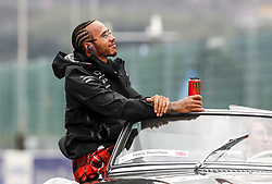 September 1, 2019, Spa-Francorchamps, Belgium: Motorsports: FIA Formula One World Championship 2019, Grand Prix of Belgium, ..#44 Lewis Hamilton (GBR, Mercedes AMG Petronas Motorsport) (Credit Image: © Hoch Zwei via ZUMA Wire)
