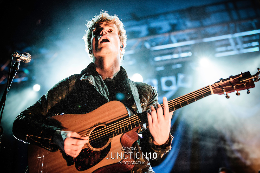 Kodaline performs at the O2 Academy, Birmingham, United Kingdom<br /> Picture Date: 20 March, 2014