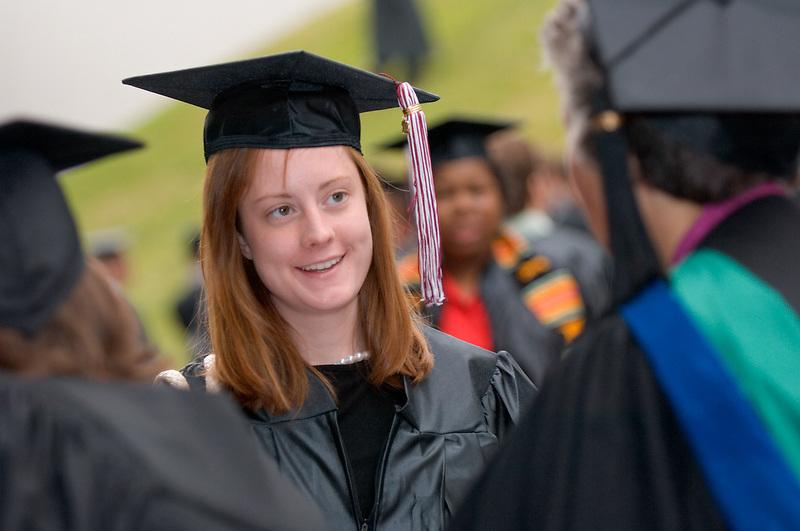 17716Undergraduate Commencement 2006...Emily Strouse