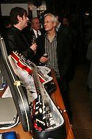 Mark Beaven and  Jeremy Lascelles