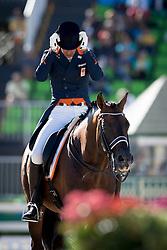 Minderhoud Hans Peter, NED, Glock's Johnson TN<br /> Olympic Games Rio 2016<br /> © Hippo Foto - Dirk Caremans<br /> 11/08/16