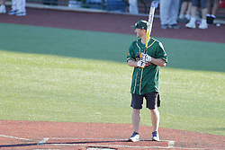 29 July 2017: Mark Fontenot - Legends Baseball game sponsored by the Normal CornBelters at Corn Crib Stadium on the campus of Heartland Community College in Normal Illinois