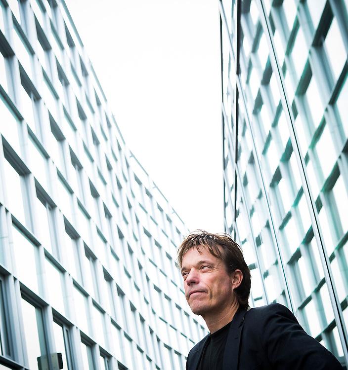 OSLO 2014-09-30: NAV-direktør Bjug Ringstad. FOTO:WERNERJUVIK
