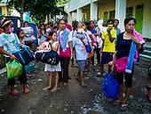 Mayon Volcano Forces Evacuations