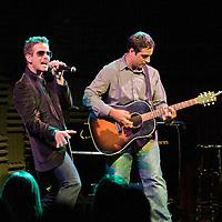 Joey McIntyre and Emanuel Kiriakou