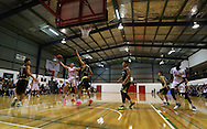 13/09/2016 Adelaide 36ers v Shandong Golden Stars at Waikerie.
