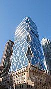 The Hearst Building in midtown Manhattan, NYC.