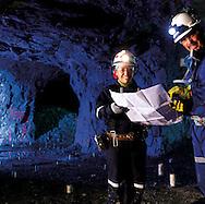 Minera Madero, parte de Industrias Peñoles. Localizada en Zacatecas, México