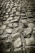 Oude Kwaremont climb, Flanders