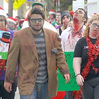 Jingle Brains Zombie Flashmob
