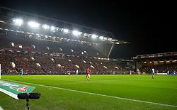 A full Lansdown Stand  - Mandatory by-line: Joe Meredith/JMP - 20/12/2017 - FOOTBALL - Ashton Gate Stadium - Bristol, England - Bristol City v Manchester United - Carabao Cup Quarter Final