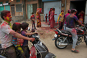 Holi festivities, Jodhpur