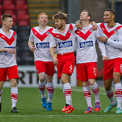 Airdrieonians v Dunfermline | Scottish league One | 13 December 2014