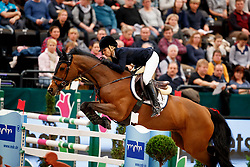 Tops-Alexander, Edwina (AUS) Lintea Tequila<br /> Leipzig - Partner Pferd 2017<br /> © Stefan Lafrentz