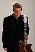 Photo of Steve Oliver taken at his album cover photo shoot on October 21, 2005. ©Paul Anthony Spinelli