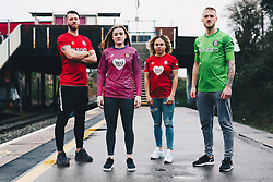 Bristol City 2020/21 Season Card Campaign shot at various locations around Bristol - Rogan/JMP - Bristol, England - Sky Bet Championship.