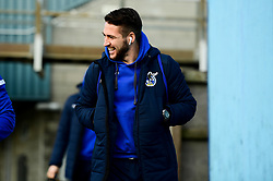 Luke Leahy of Bristol Rovers arrives at Memorial Stadium prior to kick off - Mandatory by-line: Ryan Hiscott/JMP - 01/12/2019 - FOOTBALL - Memorial Stadium - Bristol, England - Bristol Rovers v Plymouth Argyle - Emirates FA Cup second round