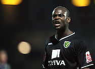 London - Wednesday, December 12th, 2008: Leroy Lita of Norwich City against Watford during the Coca Cola Championship match at Vicarage Road, London. (Pic by Chris Ratcliffe/Focus Images)