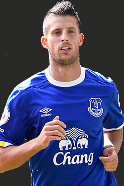 LIVERPOOL, ENGLAND - AUGUST 13:  Kevin Mirallas of Everton during the Barclays Premier League match between Everton and Tottenham Hotspur at Goodison Park on August 13, 2016 in Liverpool, England.  (Photo by Tony McArdle/Everton FC via Getty Images)