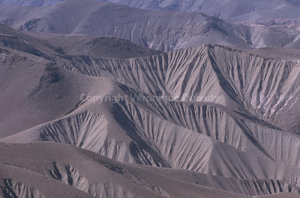 Paysage andin dans l'extreme nord du Chili