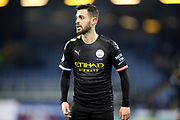 Manchester City midfielder Bernardo Silva (20) during the Premier League match between Burnley and Manchester City at Turf Moor, Burnley, England on 3 December 2019.