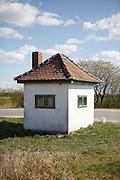 Wachhäuschen bei Deutsch-Schützen, Burgenland