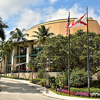 Broward Center of the Performing Arts in Fort Lauderdale, Florida<br /> The Broward Center of the Performing Arts has four theaters that host over 200 performances a year including plays, operas, ballets and concerts. Constructed in 1991, it became the centerpiece for the revitalization of the Riverwalk Arts and Entertainment District in downtown Fort Lauderdale.