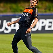 NLD/Katwijk/20100809 - Training van het Nederlands elftal, Philip Cocu