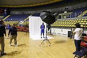 Paul Biligha<br /> Nazionale Italiana Maschile Senior - Backstage Shooting<br /> FIP 2017<br /> Torino, 20/11/2017<br /> Foto M. Brondi / Ciamillo-Castoria