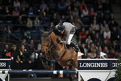 Von Eckermann Henrik, (SWE), Sansibar<br /> Grand Prix of Stuttgart <br /> Longines FEI World Cup<br /> Stuttgart - German Masters 2015<br /> © Hippo Foto - Stefan Lafrentz