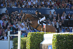 Meyer Janne Friederike, (GER), Cellagon Anna<br /> German Jumping Derby<br /> Hamburg - Hamburger Derby 2016<br /> © Hippo Foto - Stefan Lafrentz
