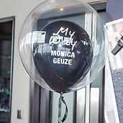"""NLD/Amsterdam//20170504 - Boekpresentatie Monica Geuze - """"My Way"""","""