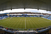 The MEMS Priestfield Stadium before the Sky Bet League 1 match between Gillingham and Shrewsbury Town at the MEMS Priestfield Stadium, Gillingham, England on 23 April 2016. Photo by Martin Cole.