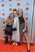 Young ladies on the red carpet at the fourth annual Muhammad Ali Humanitarian Awards Saturday, Sept. 17, 2016 at the Marriott Hotel in Louisville, Ky. (Photo by Brian Bohannon for the Muhammad Ali Center)
