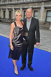 RON DENNIS and     at the Royal Academy of Arts Summer Party held at Burlington House, Piccadilly, London on 3rd June 2009.