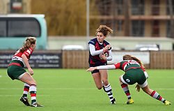 Lucy Attwood of Bristol Bears Women - Mandatory by-line: Paul Knight/JMP - 11/01/2020 - RUGBY - Shaftesbury Park - Bristol, England - Bristol Bears Women v Firwood Waterloo Women - Tyrrells Premier 15s