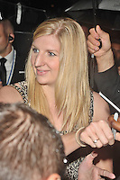 LONDON - August 07: Rebecca Adlington at Omega House in London (Photo by Brett D. Cove)