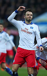 Football: Germany, 1. Bundesliga<br />  Heiko Westermann (Hamburger SV, HSV)
