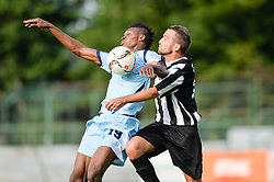 Eleke Blessing of ND Gorica during the football match between ND Mura and ND Gorica in 1st Round of Pokal Slovenije 2015/16, at Fazanerija on August 19, 2015 in Murska Sobota, Slovenia. Photo by Mario Horvat / Sportida